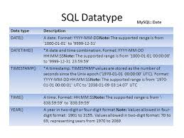 format date yyyymmdd sql from sql from ppt download