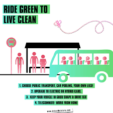 Tired Of The Commute Try by Green Living How To Make Your Urban Commute Clean U0026 Green