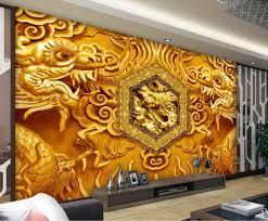 3d murals chinese murals wallpaper 3d mural designs dragon relief 3d