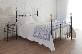 the story behind the wrought iron bed company