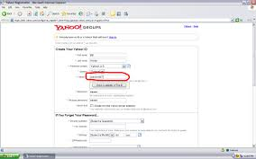 Yahoo Sign In Yahoo New User Signup
