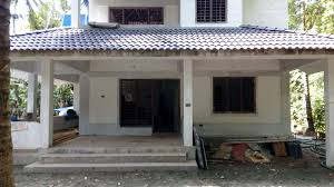 low cost home design low cost house design at ponnani building designers