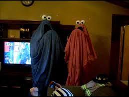 Yip Yip Halloween Costume Sesame Street Yip Yip Aliens Halloween 2010