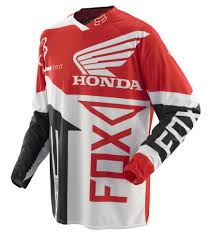 fox motocross jerseys fox 360 honda motocross jerseys