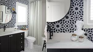 interior design u2013 a stylish bathroom makeover on a budget youtube