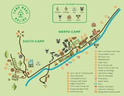 Map Of The Stars Los Angeles by Camp Mars Adventures In Wonderland