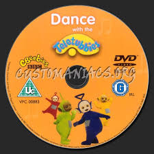 dance teletubbies dvd label dvd covers u0026 labels