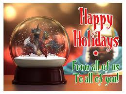 merry christmas happy hanukkah happy kwanzaa joyous festivus