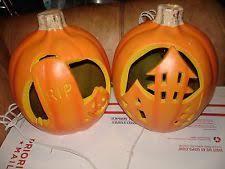 plastic pumpkins plastic pumpkin ebay