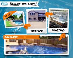 Fireplace And Leisure Centre - the benyak u0027s texas retreat swimming pool build story