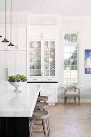 Ikea Kitchen White Cabinets Best 25 White Contemporary Kitchen Ideas Only On Pinterest