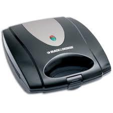 Sandwich Toaster Online Buy Black U0026decker Sandwich Maker Ts4080 B5 Online In Uae Dubai
