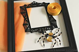 spider frame wreath organize and decorate everything
