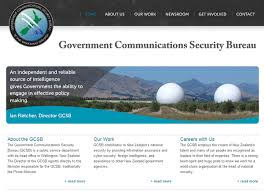 government bureau zealand s government communications security bureau targeted