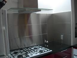 stainless steel backsplash kitchen stainless steel backsplash lowes fireplace basement ideas