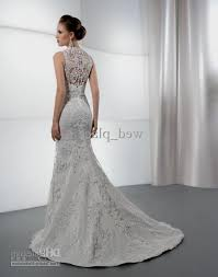 bling wedding dresses mermaid wedding dresses with lace and bling naf dresses