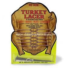 turkey lacers wholesale heuck turkey lacers buy discount heuck turkey lacers