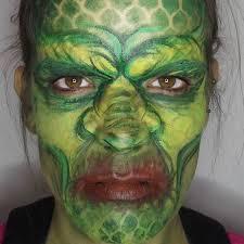 Creature Black Lagoon Halloween Costume Sea Monster Halloween Makeup Creature Black Lagoon