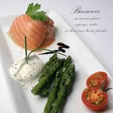 cuisiner asperges vertes fraiches kkvkvk n 25 bavarois au saumon fumé asperges vertes et chèvre aux