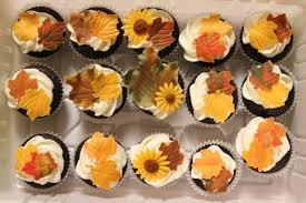 50 fall leaves fondant thanksgiving edible cupcake cake cookie