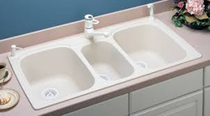 Triple Bowl Sinks - Triple sink kitchen