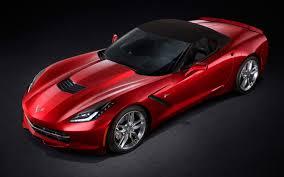 corvette convertible stingray 2014 chevrolet corvette stingray convertible revealed before
