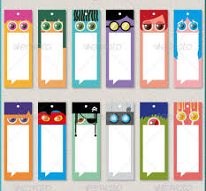 29 best bookmarker ideas images on pinterest bookmark template