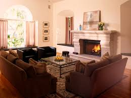interior of a room at a fireplace wallpapers and images