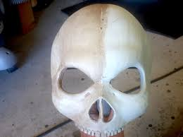 the shield ghost mask finished ghost rider mask propcustomz