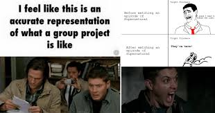 Supernatural Meme - 15 supernatural memes that will make any fan rotf with laughter