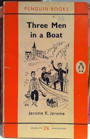 14 best jerome k jerome images on pinterest book covers boats