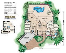 trapani home plan weber design group