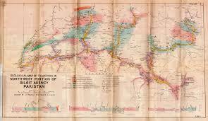 Hindu Kush Map Pakistan Maps Mcadd Pahar