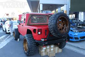 sema jeep yj the 5 most modified wranglers of sema 2014 extremeterrain com blog