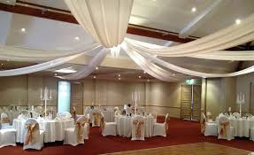 wedding draping wedding draping