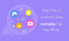 hide files android how to hide files and folders in android using nomedia file