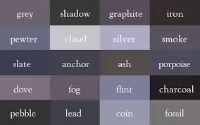 Purple Color Shades Correct Names Of All Colour Shades It Is Lilac Not Light Purple