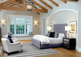 Traditional Style Bedroom - traditional style master bedroom designed with neutral colors and