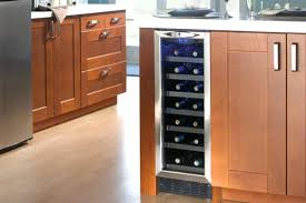 how to make your fridge look like a cabinet undercounter refrigerator freezer combo youngauthors info