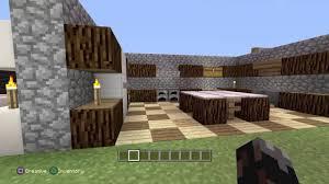 Minecraft Kitchen Furniture Minecraft Modern And Old Fashioned Wood Kitchen Designs Youtube