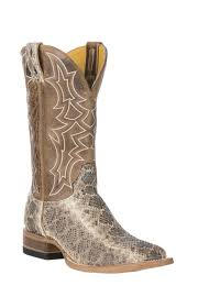 s quantum boots square toe ostrich alligator snakeskin boots cavender s