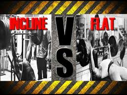 Barbell Bench Press Technique Incline Bench Press Vs Flat Bench Press Technique Youtube