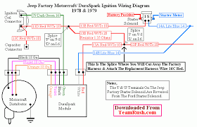 100 duraspark wiring diagram electrical mess no power to