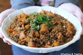 comment cuisiner lentilles à la marocaine