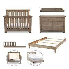Nursery Crib Furniture Sets Simmons Langley 5 Nursery Furniture Set