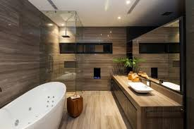 bathroom marble tile design ideas built in storage cabinets shower