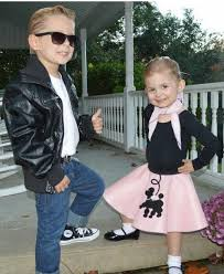 Halloween Costumes 1950s 20 50s Costume Ideas Grease Costumes Poodle