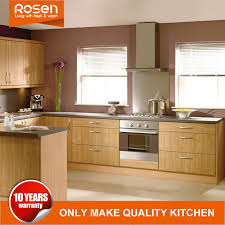 how to clean kitchen cabinets made of wood buy easy to clean wood veneer kitchen cabinets from china
