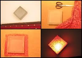 Lamp Shades Diy Lamp Shade 15 Minute Diy Indian Woodworking Diy Arts Crafts Blog