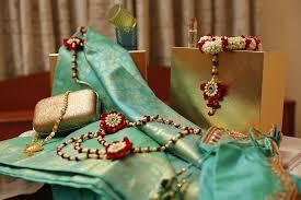wedding flowers jewellery floral jewelry for your wedding celebrations weddingsutra